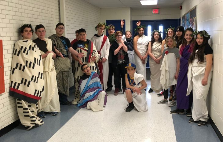 Ancient Greek's !!