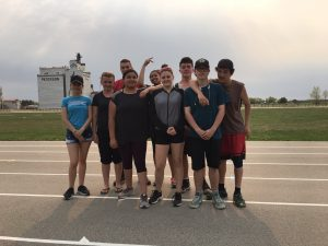Group Track & Field
